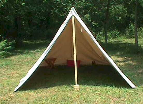 Great Wedge Tent & Blockade Runner Civil War Sutler Suttlery Page 31 Tents and tent ...
