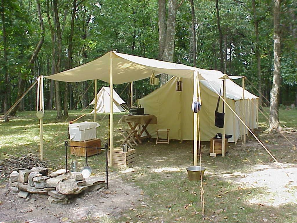 Blockade Runner Civil War Sutler Suttlery Page 31 Tents and